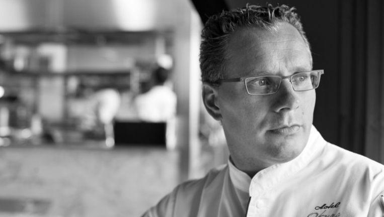 Onno Kokmeijer verzorgt KLM's European Business Class maaltijden Beeld KLM