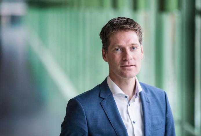 Marcel Beukeboom, de klimaatgezant van de Rijksoverheid die namens Nederland onderhandelt.