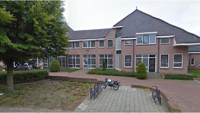 Het gemeentehuis in Staphorst.