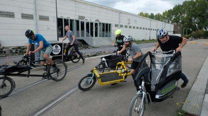 BK Cargofietsen is startschot voor autoloze zondag