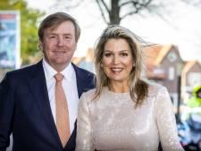 Willem-Alexander naar Otterlo voor opening Park Paviljoen De Hoge Veluwe