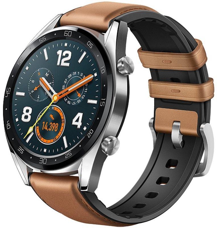 De Huawei Watch GT.