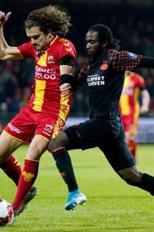 Go Ahead Eagles mist berg kansen en wint niet van Jong PSV