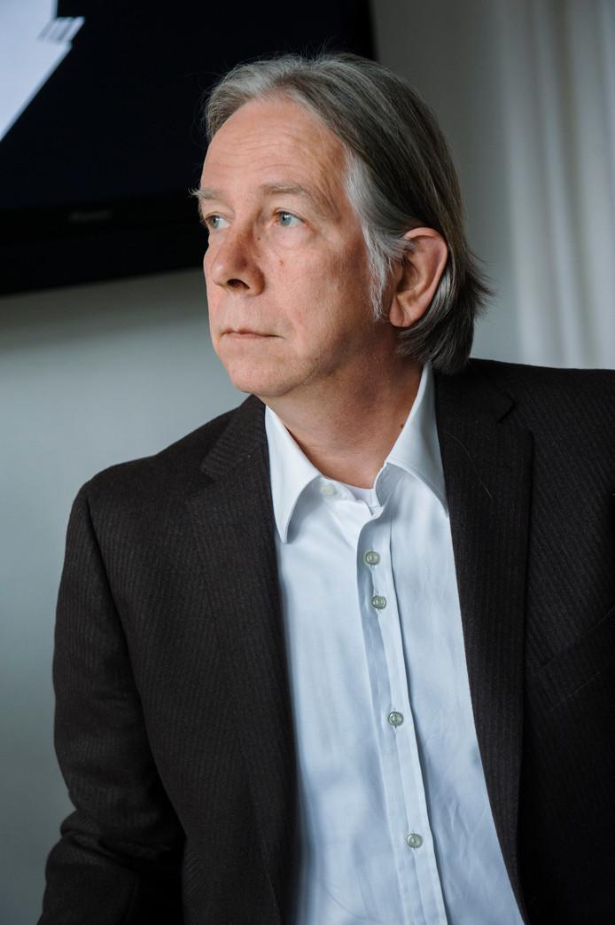 L.J.A.D Creyghton uit Haaren. Foto Olaf Smit.