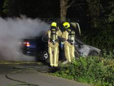 Haagse auto's vliegen in Rijswijk in brand: BVR baalt van 'tsunami' Oost-Europese parkeerders uit Laak