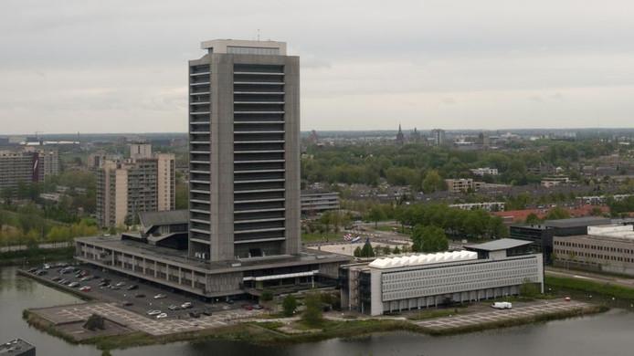 Het provinciehuis in Den Bosch. Foto Albert van den Boomen