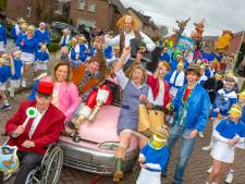 Recordaantal deelnemers aan carnavalsoptocht Deurningen