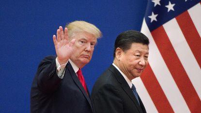 """Vruchtbaar handelsoverleg tussen VS en China: """"Grootste handelsovereenkomst in de geschiedenis"""""""