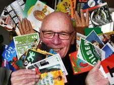 'Mister freecard'stopt met verzamelen