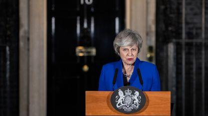 Welke rode lijn laat Theresa May gaan? Vier scenario's voor een plan B