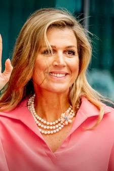 Amersfoorts vluchtelingenproject wint Appeltje van Oranje en wordt bedankt door koningin Máxima
