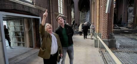 Open dag bij Domusdela: Een Eindhovense kapel vol schafttafels