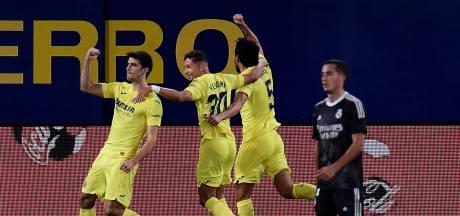 Villarreal in vorm knokt zich naar knap punt tegen Real Madrid