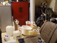 Hoogleraar Chemie schrikt van garagebox Geldrop: 'Onbegrijpelijk, lijkt wel een scene uit Breaking Bad'