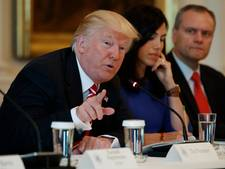 Trump ontkent bestaan tapes van gesprekken met Comey