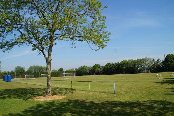 Zuidland krijgt een kunstgrasveld op veld 2