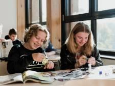 Twickel College Borne blij met bedrijven