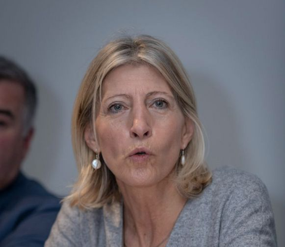 Ilse Uyttersprot (CD&V).