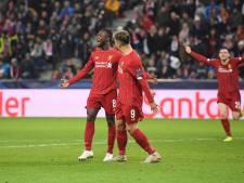 LIVE | Liverpool slaat in twee minuten twee keer toe en is dicht bij plaatsing