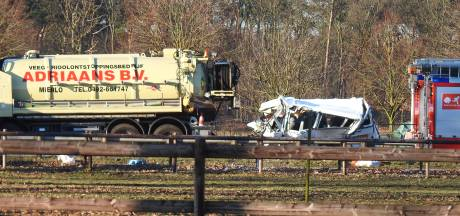 Aantal doden bij zware crash tussen Helmond en Deurne loopt op naar vijf