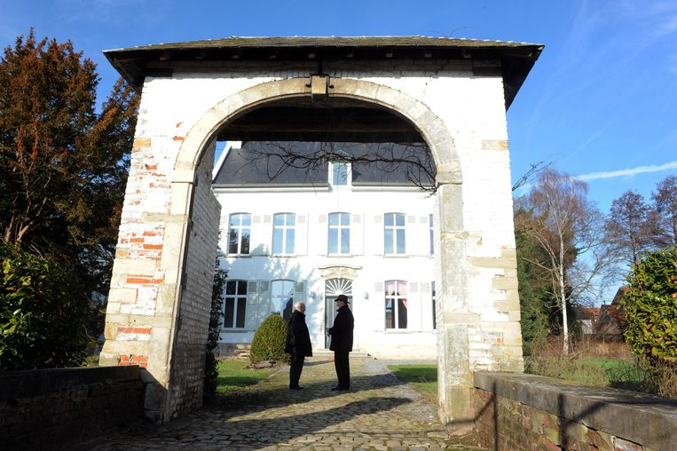 De pastorij van Bertem.