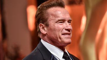 """Arnold Schwarzenegger aan de beterhand na openhartoperatie: """"Goed is een groot woord, maar ik voel me beter"""""""