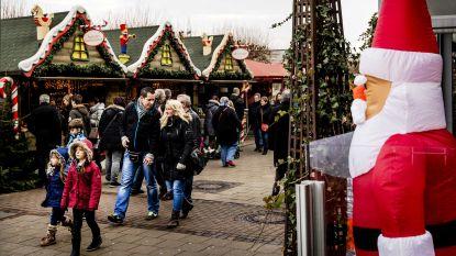 Tijdelijke verkeersmaatregelen door kerstmarkt Vijfhoekstraat