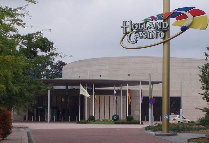 Het Holland Casino op de Couberg in Valkenburg.