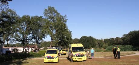 Meisje (5)  gewond na val op camping Markelo: 'Nachtje ziekenhuis en dan weer naar huis'