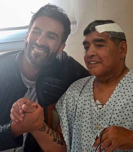 """Le médecin de Maradona inculpé pour homicide involontaire: """"Diego était ingérable"""""""