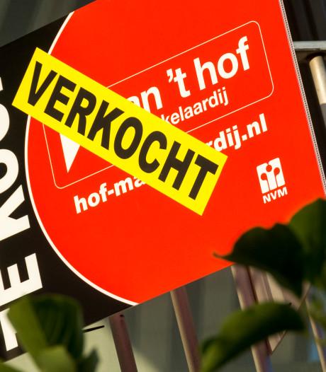 'Huizenprijs nog lang niet overal hersteld'