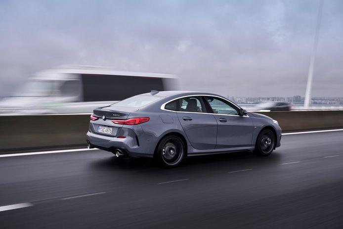 De BMW 2-Serie Gran Coupé is geen coupé maar een compacte sedan