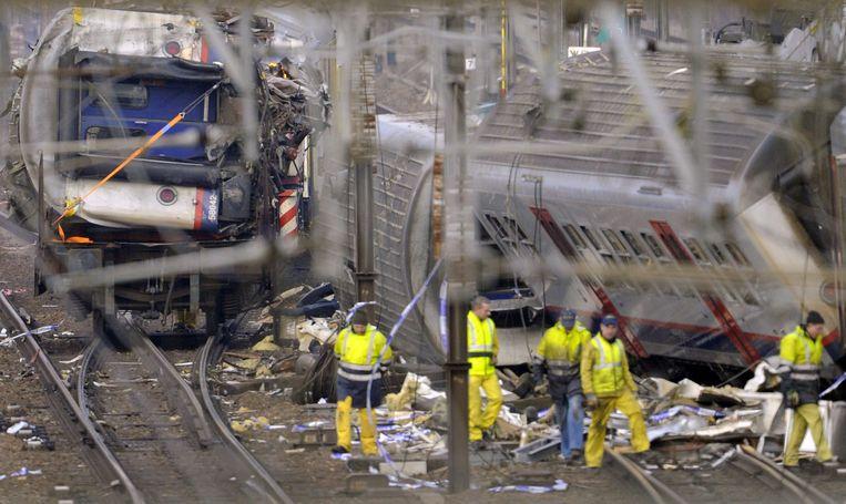 In de Netflix-horrorfilm 'Death Note' zijn beelden gebruikt van een echte treinramp, die in 2010 in België aan negentien mensen het leven heeft gekost.
