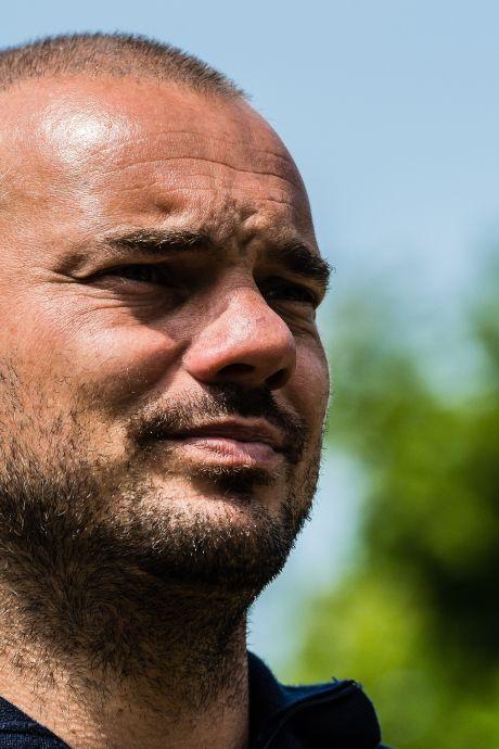 Hoe meer ik te weten kwam over Wesley Sneijder, hoe meer mijn bewondering groeide