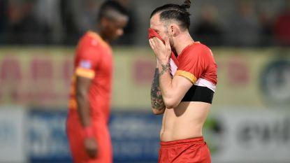 FT België 13/04: Union veroordeelt Tubeke tot amateurklasse na dramatisch slot