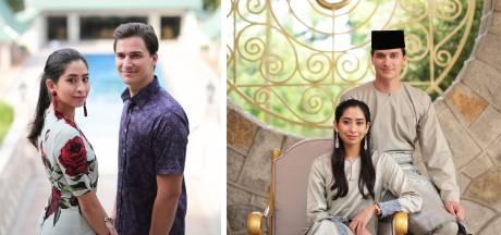 Maleisische sultanaat Johor zet jarige vrouw prins Dennis in het zonnetje