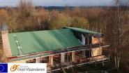 Scouts Boekhoute gooien zondag bouwwerf open