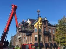 Uniek studenteninitiatief: standbeeld Wilhelminastraat moet nieuwe Manneke Pis worden