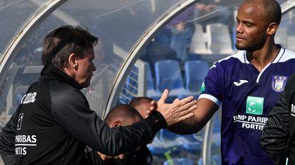 """Anderlecht boekt makkelijke zege tegen zwak Lugano, Vercauteren: """"Vanden Borre speelt straks, maar geen hele match"""""""