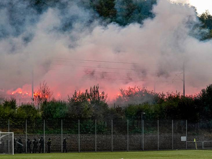Clubwatchers blikken terug: 'Willem II werd enorm geholpen door 300 fans'