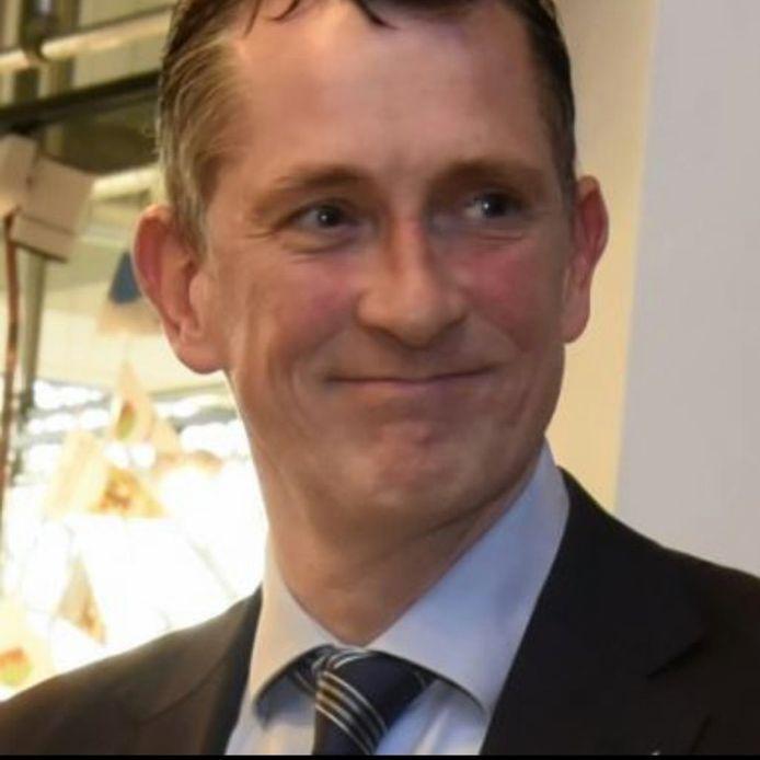 De Goudse stadsdichter Pieter Stroop van Renen.