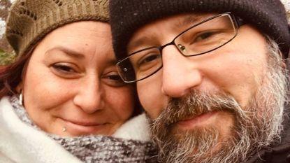 Sandy viert 40ste verjaardag met gemengde gevoelens