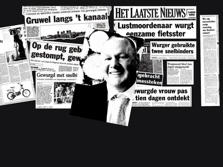 Stephaan Du Lion wordt nu ook gelinkt aan de moord op Tania Van Kerkhoven in 1993.