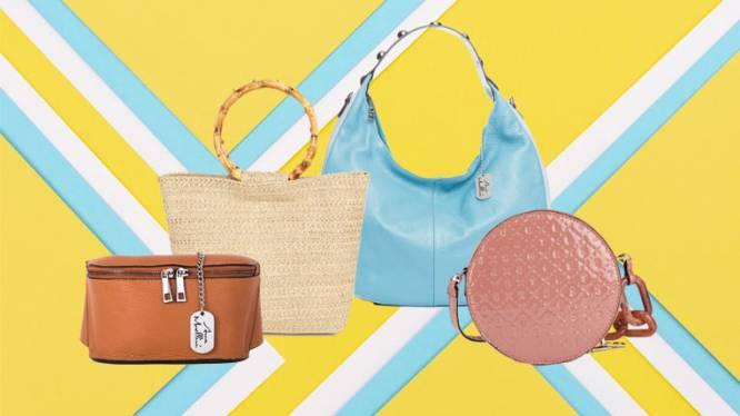 Een nieuwe handtas? Deze 4 zomertrends mag je niet missen!