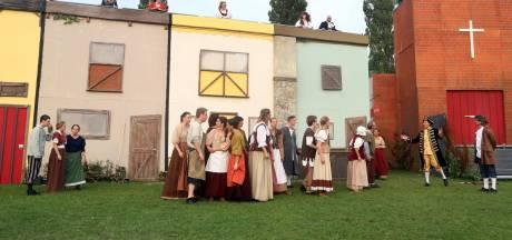 Pirate Queen tien keer opgevoerd in openluchttheater in Buytenpark
