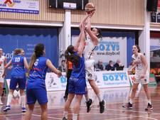 Batouwe pakt de draad weer op in de basketballeague