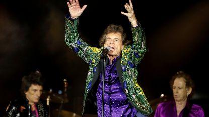 Rolling Stones eerste band met Britse nummer 1 in zes decennia