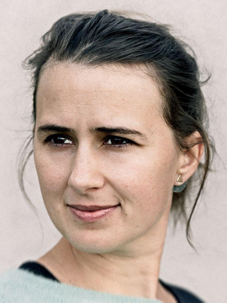 Maud Vanhauwaert Beeld Jitske Schols