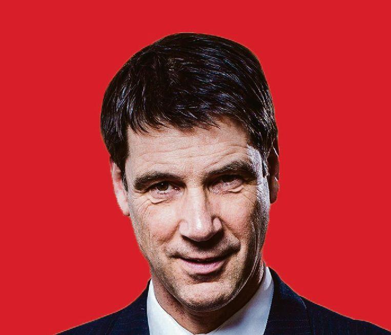 Coen Teulings is macro-econoom en woont in Amsterdam-Zuid. Beeld -