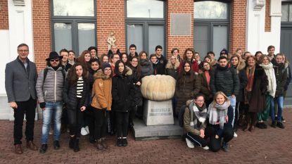SMIK ontvangt buitenlandse scholieren voor project 'Power of Words'